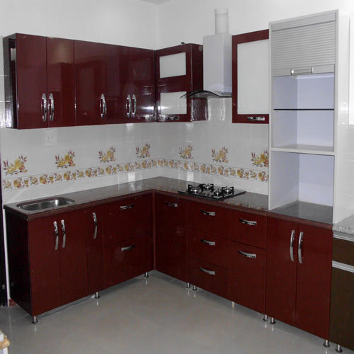 Acrylic Modular Kitchen At Rs 999 /square Feet