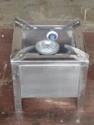 Reliable Lpg Gas Burner Small Light Duty, Size: 12 X 12 X 12 Inches, Model Name/Number: SW12
