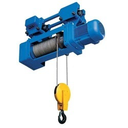 Easy Move Wire Rope Hoist, For Easily Lifting And Shifting