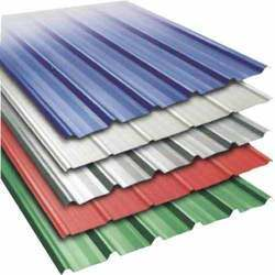 Powder Coated Roofing Sheets