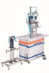Aerosol and Propellant Filling Machine
