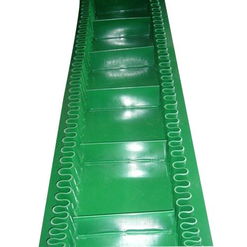 PVC Sidewall Cleated Belt