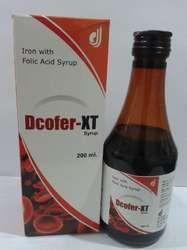 Iron With Folic Acid Syrup