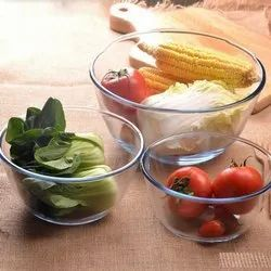 Treo Glass Mixing Bowl Set, For Home