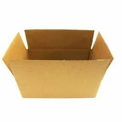 9x6x3 Inch Brown Packaging Corrugated 3 Ply Box