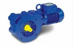 BK Series Bevel Geared Motors