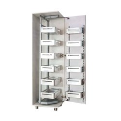 Arihant Free Standing Stainless Steel Pantry Unit