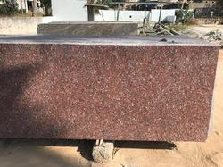 Queen Rose Granite Slab