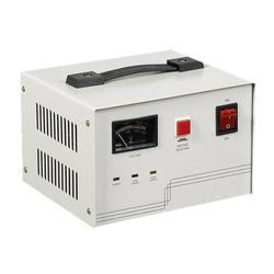 Iron Automatic Micro Controlled Servo Stabilizer, 220 V