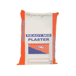 Dry Ready Mix Plaster, 40 Kg Of Woven Bags