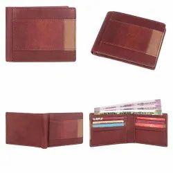 Rfid Blocking Genuine Leather Wallet For Men