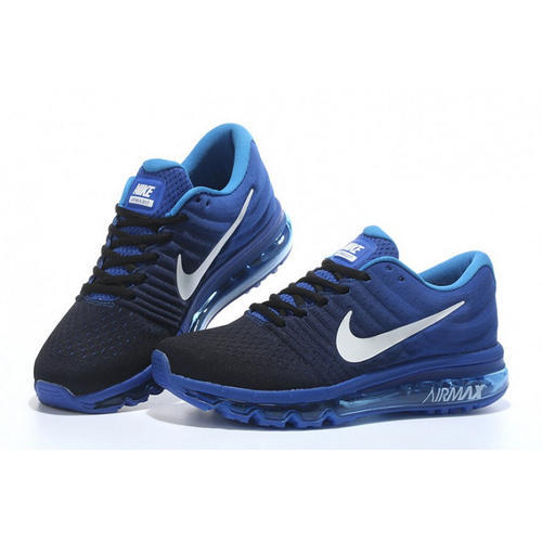 quality design 76dff ed35d Box Nike Air Max 2017 Black Blue Shoes, Size: 41-45, Rs 2999 /pair ...