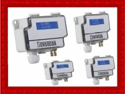 Sensocon USA Series DPT10-R8 Range Differential Pressure Transmitter