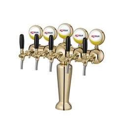 5 Way Beer Tower