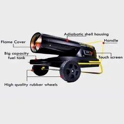 Poultry Diesel Brooder
