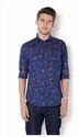 Van Heusen Blue Shirt VDSF517E03105