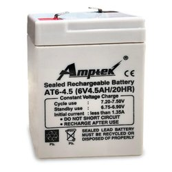 SMF Industrial Battery 6V4.5