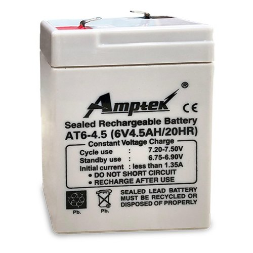 SMF Industrial Battery 6V4.5