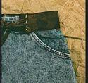 Innova Blues Men Bottoms Jeans