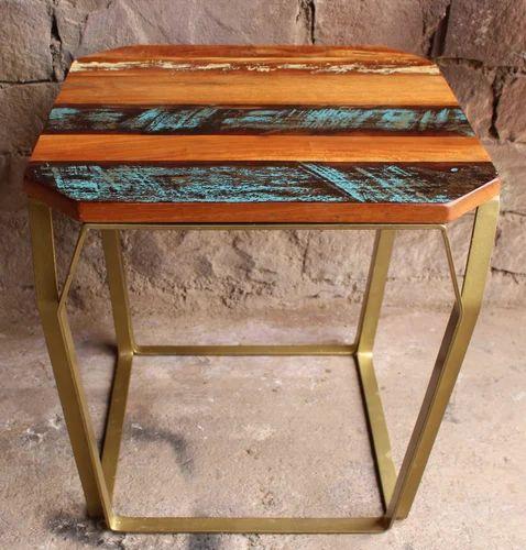 Reclaimed Wood Metal Coffee Table.Industrial Vintage Reclaimed Wood Coffee Table Cafefurniture