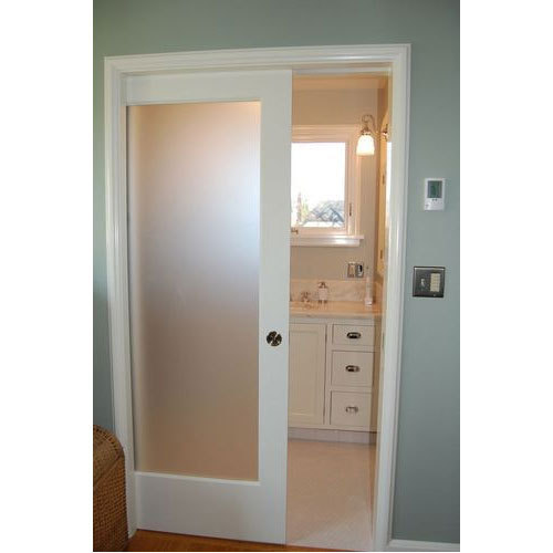 Decorative Pvc Glass Door At Rs 90 Square Feet Decorative Pvc