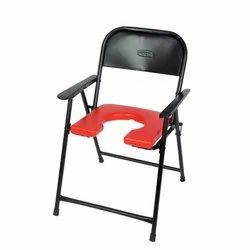 S-5 Metal Fiber Commode Chair
