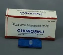 Ivermectin Tablet with Albendazole