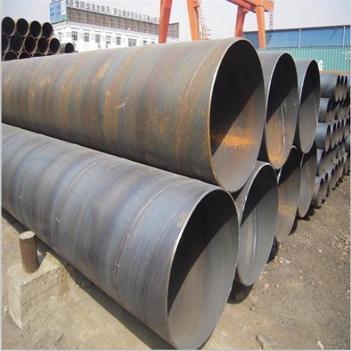 Spiral Welded Pipes - Spiral Pipes Manufacturer from Ahmedabad