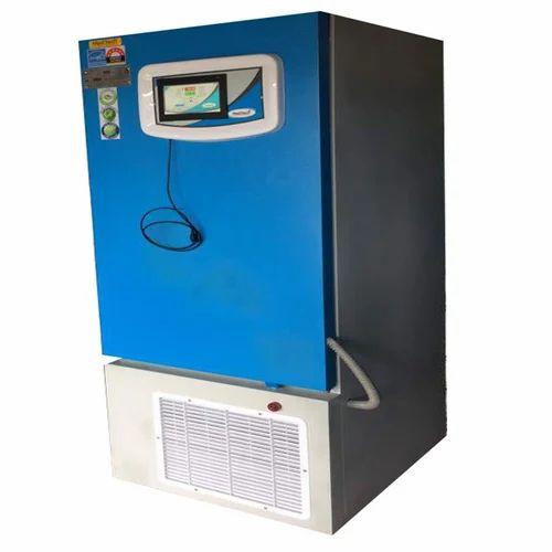 Deep Plasma Freezer