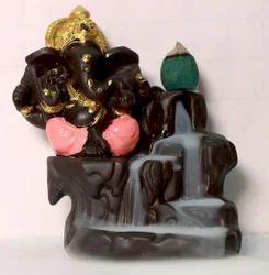 Decora Craft Smoke Lord Ganesha Fountain Statue
