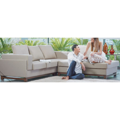 Serio Premium Fabric 5 Seater Sofa Set