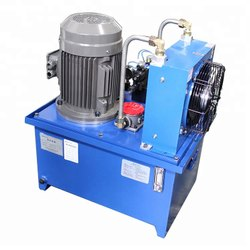 Mild Steel Hydraulic Power Pack, 440 V Ac, Model Name/Number: 2 Hp