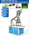 LED Module Vertical Injection Molding Machine
