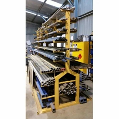 Cantilever Storage Racks For Tubes & Rods