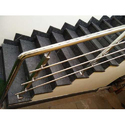 Stainless Steel Railing Stair Case