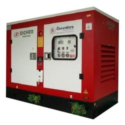 5 Kva Eicher Silent Generator