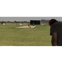 Cricket Ground Development With Bermuda  Minimum Size Should Be 1,50,000 Sqr Ft