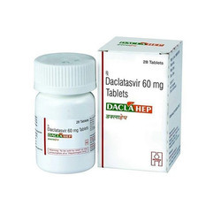Declatasvir 60 mg Tablets