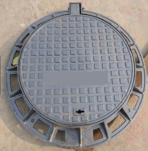 Storm Water Drainage Covers - Cast Iron Manhole Cover