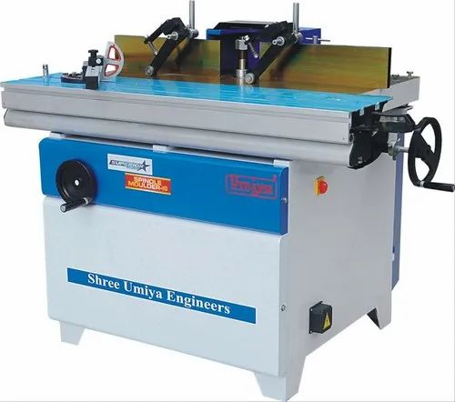 Spindle Moulder With Aluminum Sliding Table Superior Series (Heavy Duty)