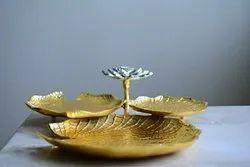 Brass Decorative Tray