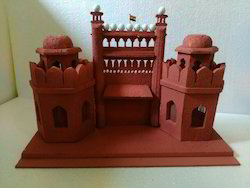 Thermocol Buildings Project (Red Fort)