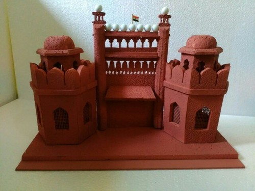 Thermocol Buildings Project Red Fort