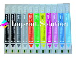 Refillable Cartridge Epson Pro 9890