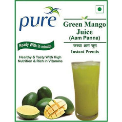 PURE Apple Juice Aam Panna Drink, Packaging Type: Pouches, 100