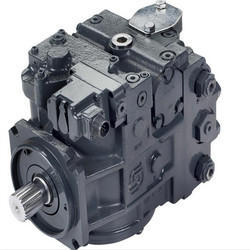 Closed Circuit Axial Piston Pump