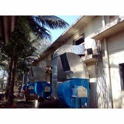 2-4 Kw Medium Pressure Kitchen Blower, 220-380V