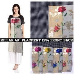 Placement Print Fabrics