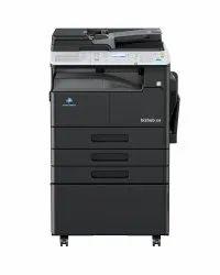 Black & White Bizhub 266/306 Konica Minolta A3 Multi Functional Printer, Laserjet