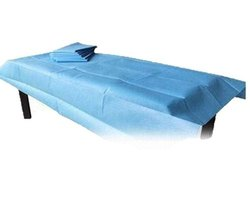 Non Woven Disposable Bed Sheet For Hospital And Clinical Use